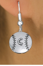 <br>        WHOLESALE SOFTBALL EARRINGS <bR>                  EXCLUSIVELY OURS!! <BR>             AN ALLAN ROBIN DESIGN!! <BR>       CADMIUM, LEAD & NICKEL FREE!! <BR>     CUSTOMIZED WITH PLAYERS POSITION <BR>     W1503SE - BEAUTIFUL SILVER TONE <Br>     CUSTOM SOFTBALL CHARM EARRINGS <BR>           FROM $3.65 TO $8.40 �2013