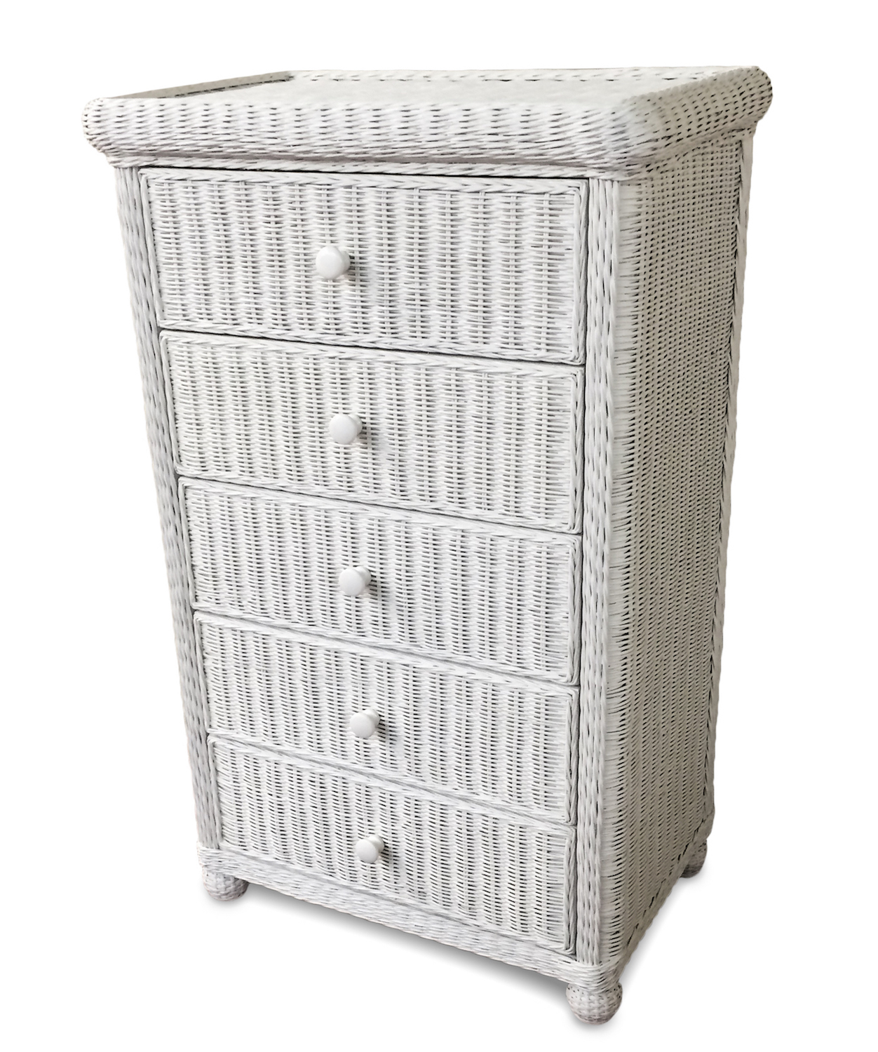 Wicker 5 Drawer Dresser Elana Wicker Paradise