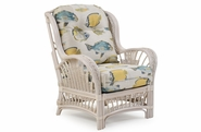 Aloha Rattan Hi Back Chair
