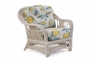 Aloha Rattan low back chair