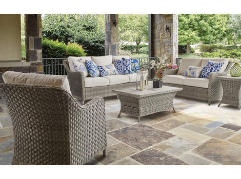 Antiqua Outdoor Wicker Collection
