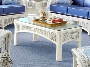 Ashford Rattan Coffee Table