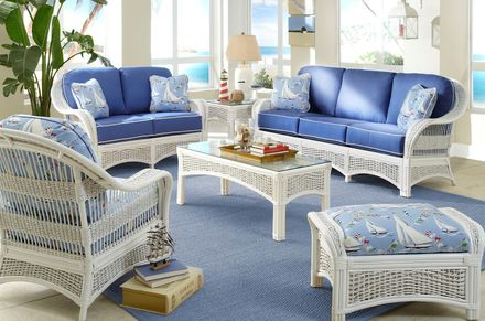 Ashford Rattan Collection