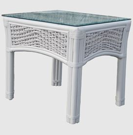 Ashford Rattan End Table