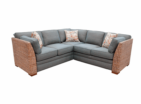 Aventura Wicker Sectional