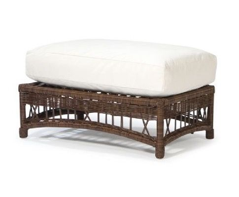 Bar Harbor/Harbor Breeze Cuddle Ottoman Cushion