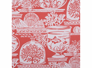 beach-house-coral indoor fabric