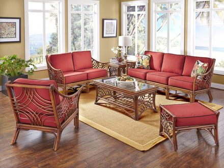 Belize Rattan Collection