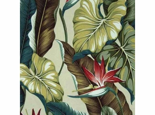 Birds of Paradise Natural: Indoor Fabric