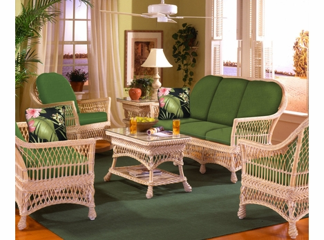 Biscayne Wicker Collection-SHIPS IN 8-10 WEEKS