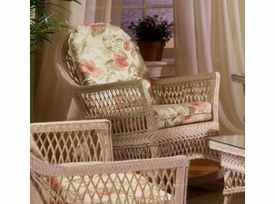 Biscayne Wicker Rocker