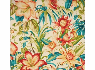 Botanical Glow Tiger Lily: Indoor/Outdoor Fabric