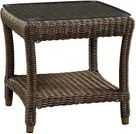 Brighton Outdoor Wicker End Table