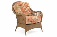 Buckingham Outdoor Wicker Chair - Driftwood Finish