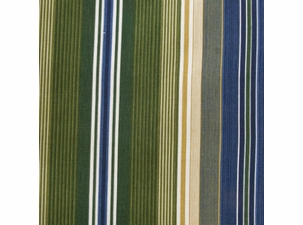 Callista Stripe Delft: Indoor/outdoor fabric
