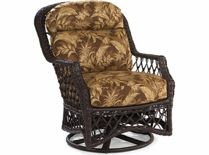 Camino Real High Back Swivel Rocker Cushions