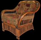 Cape Town Rattan Chair