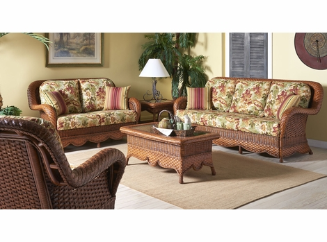 Casablanca Wicker Collection