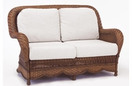 Casablanca Wicker Loveseat