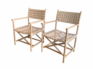 Cayman Rattan Dining Chair - Set of 2