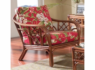 Cherry Tree Rattan Chair