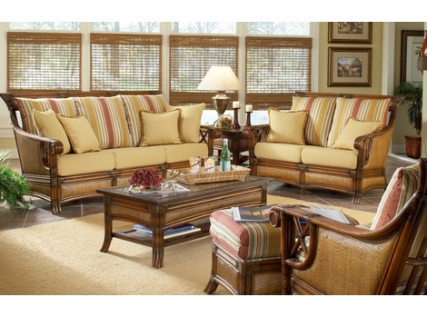 Clearwater Rattan Collection