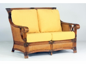 Clearwater Rattan Loveseat