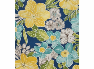 Clemens Sunblue: Indoor/Outdoor Fabric