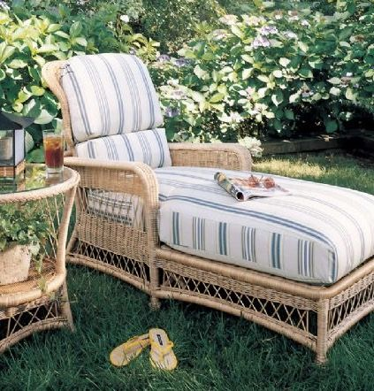 Coral Bay Chaise Cushions