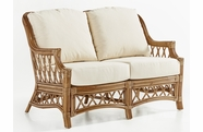 Destin Rattan Loveseat