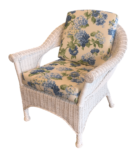 Diamond Wicker Chair- Set of 2-April 2021 Delivery