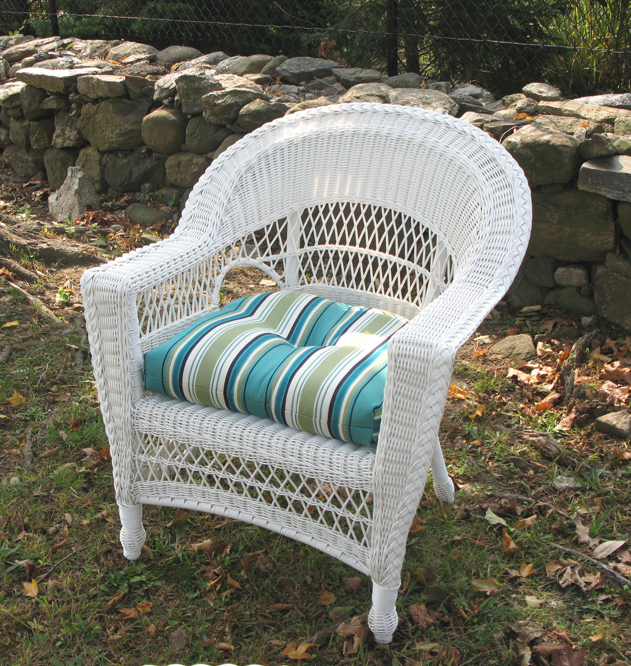 wicker dining chair replacement cushions rh wickerparadise com Rattan Swivel Chair Replacement Cushions Wicker Chair Replacement Cushions