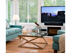 Does It Look Ok To Put A TV In A Sunroom?