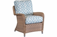 El Dorado Outdoor Wicker chair