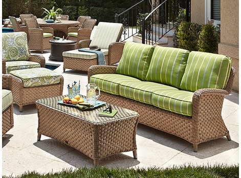 El Dorado Outdoor Wicker Collection