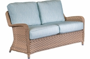 El Dorado Outdoor Wicker Loveseat