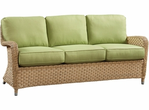 El Dorado Outdoor Wicker Sofa