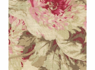 floral-antique: indoor fabric