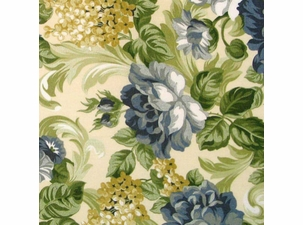 Garden Scroll: Indoor/outdoor fabric