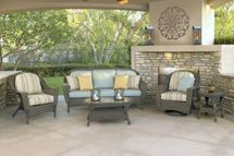 Georgetown Outdoor Wicker Collection
