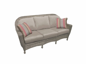 Georgetown Outdoor Wicker Sofa