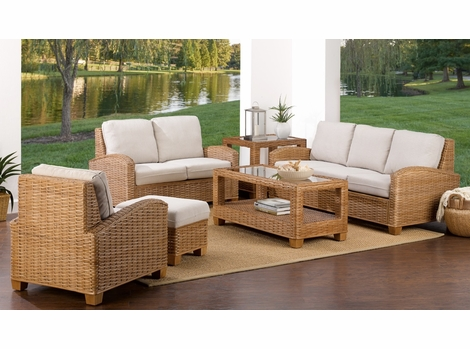 Georgetown Wicker Furniture Collection