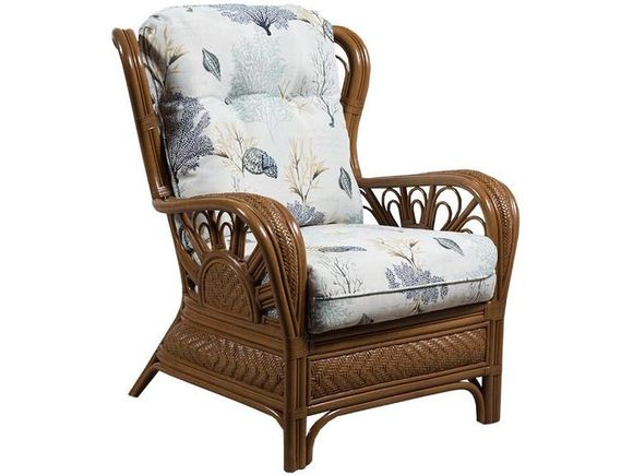 Grand Cayman Rattan Chair
