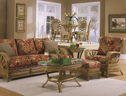 Grand Cayman Rattan Collection