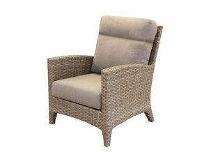 Grand Staffod Outdoor Wicker Chair
