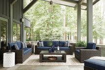 Grasson Outdoor Wicker Collection