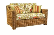 Greenwich Wicker Loveseat