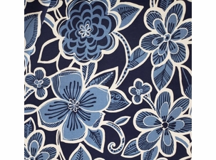 halsey-navy: indoor/outdoor fabric