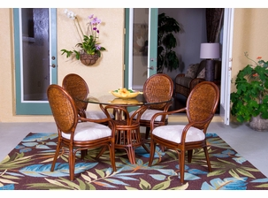 Hillside Rattan Dining Set
