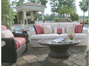 How to Mix and Match Wicker Furniture with your Existing Decor
